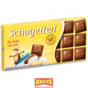 Schogetten For Kids