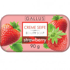 Gallus Creme Seife Strawberry