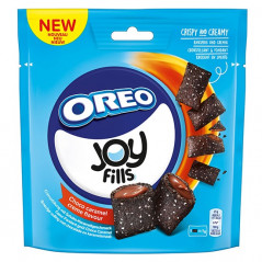Joy Fills Oreo Choco Caramel 2pack