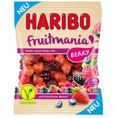 Haribo Fruitmania Berry