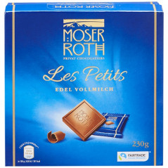 Moser Roth Les Petits Edel Vollmilch 2pack