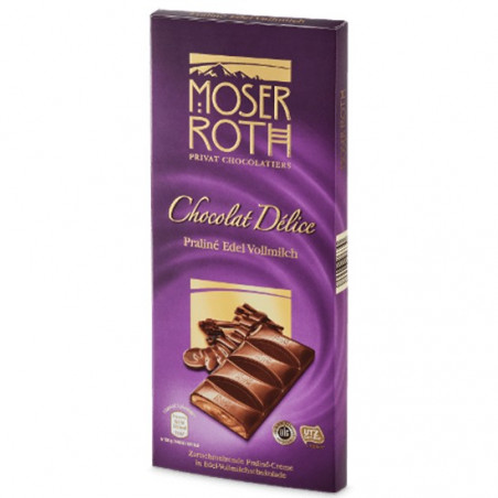 Moser Roth Pure Chocolade 85%