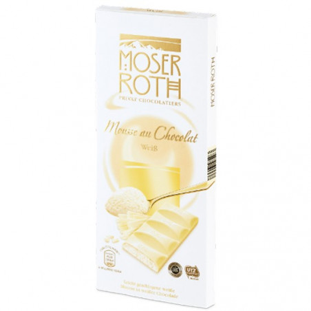 Moser Roth Mousse au Chocolat Weiss