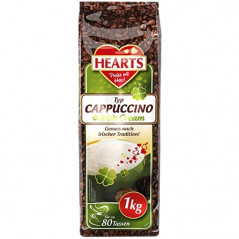Cappuccino Hearts Irish Cream