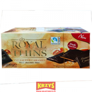Royal Thins Słony Karmel