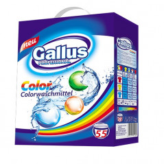 Gallus Colorwaschmittel 55 prań
