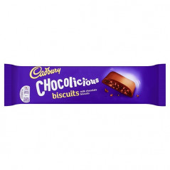 Cadburry Chocolicious Biscuits