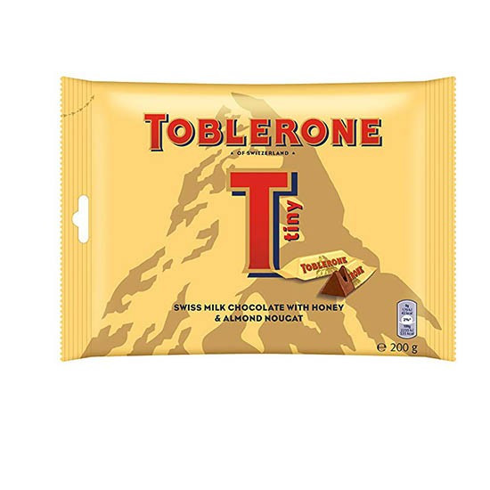 Toblerone Milk Tiny