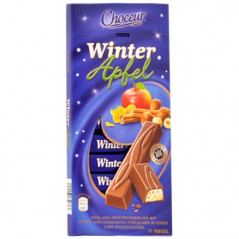 Choceur Winter Apfel