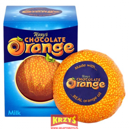 Terry's Chocolate Orange Milk