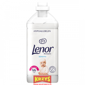 Lenor Sensitiv 66 płukań