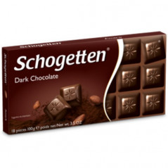 Schogetten Dark Chocolate