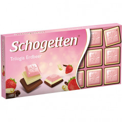 Schogetten Yoghurt-Strawberry