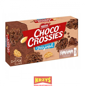 Nestle Choco Crossies