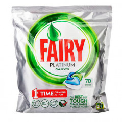 Fairy Platinum 70szt
