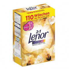 Lenor 3 w 1 Pods Color Goldene Orchidee 54 szt