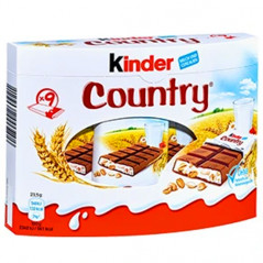 Kinder Country batony