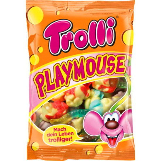 Trolli Play Mouse
