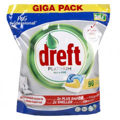 Dreft Lemon