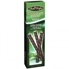 MaitreTruffout Chocolate Sticks Mint