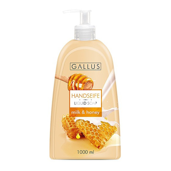Gallus Handseife Milk & Honey