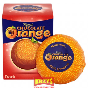 Therry's Chocolate Orange Dark