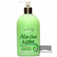 Astonish Aloe Vera & Lotus