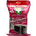 Green Shield Microwave Large