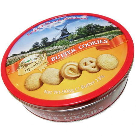 Specukie Butter Cookies